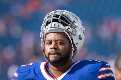 Cordy Glenn headlines Buffalo Bills offensive tackle questions