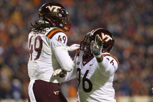 Virginia Tech football: Tremaine Edmunds' stock is soaring
