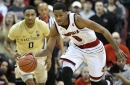 Hot shooting guides Louisville to 96-77 blowout of Wake Forest