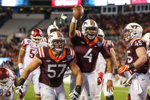 Virginia Tech football: Wyatt Teller with a strong week at the Senior Bowl