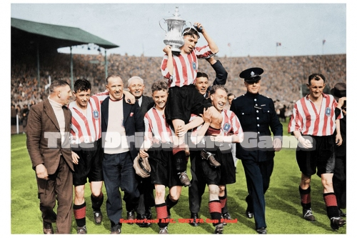 The Glory days: One of the finest games in Sunderland's history was played against Birmingham