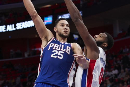 NBA Hates Nice Things, Picks Drummond Over Simmons For All-Star Game