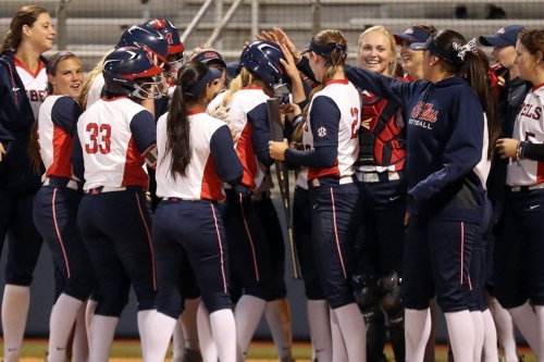 Ole Miss softball ranked in both polls for first time ever