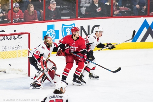 About Last Night: Aho Returns and Skinner Sparks
