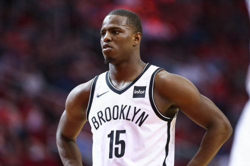 Isaiah Whitehead ... the Nets good soldier