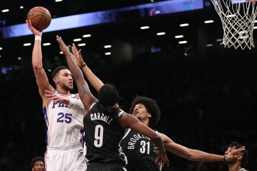Sixers show little defensive resistance against Brooklyn, lose 116-108