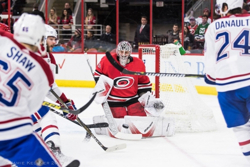 Carolina Hurricanes vs. Montreal Canadiens: Lineup and Game Discussion