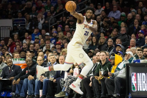 Sixers try to blow another lead, yet somehow hang on to beat the Heat