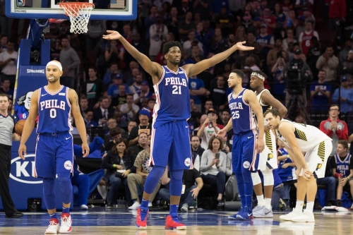Sixers vs. Pacers: Start Time and Game Preview