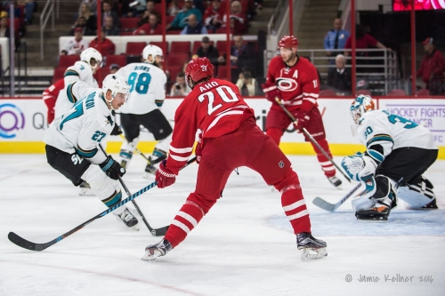 Carolina Hurricanes vs. San Jose Sharks: Preview and Game Discussion
