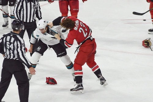 Recap and Rank 'Em: Toothless Canes fall 3-1 to Sharks