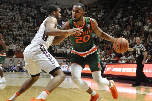 Lack of Intensity Plagues Hokies in Loss to Miami