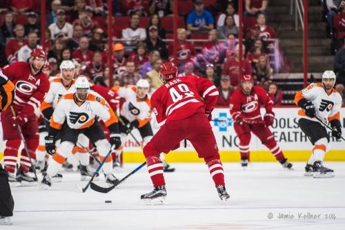 Carolina Hurricanes vs. Philadelphia Flyers: Preview and Storm Advisory