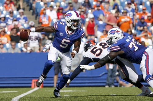 John Miller could step in for Richie Incognito if Buffalo Bills want to move on