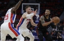 Trail Blazers blown out by Pistons, finish road trip 0-3
