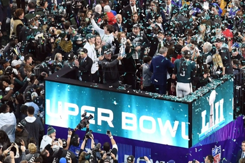 Ratings don't suggest Steelers fans boycotted the Super Bowl as many proclaimed the would