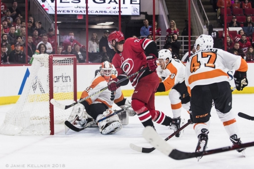 Recap and Ranker: Hurricanes Fall to Flyers in Special Teams Battle, 2-1 in OT