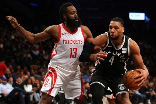 LISTEN UP! Nets discuss difficulty in facing the Rockets