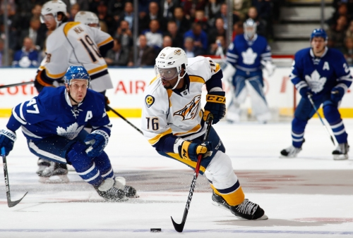 Toronto Maple Leafs: Freddie Will Play and Subban Returns Home