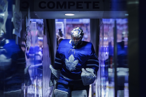 Toronto Maple Leafs: Better Safe than Sorry with Andersen