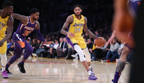 Lakers Make it Seven Straight at Home Behind Ingram, Randle | Los Angeles Lakers