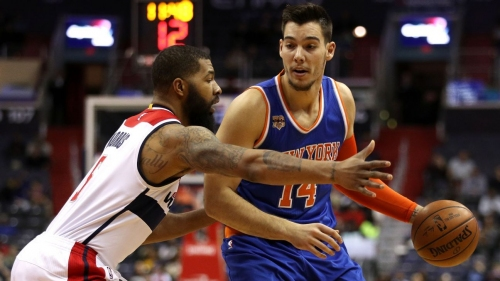 New York Knicks finalizing deal to send Willy Hernangomez to Charlotte Hornets