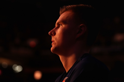 New York Knicks: Finding a silver lining with the Kristaps Porzingis injury