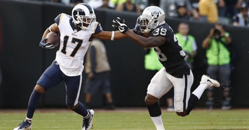 Raiders fans react to TJ Carrie choosing to test NFL free agency