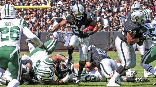 All The Highlights From The Oakland Raiders 2017 Campaign