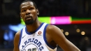 Kevin Durant of Golden State Warriors says he's over Oklahoma City Thunder questions