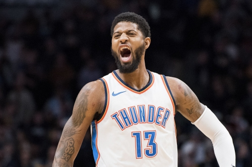 Paul George's chances of re-signing in OKC gaining more traction