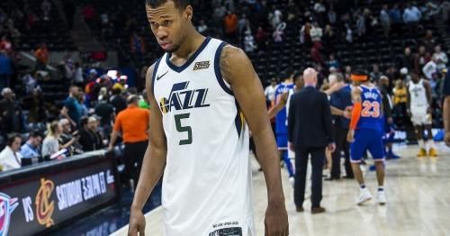 Thunder, Bulls and Pistons all interested in Jazz guard Rodney Hood as trade deadline nears