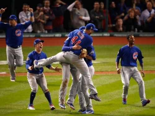 Las Vegas' Cashman Field to host Chicago Cubs-Cleveland Indians games in March