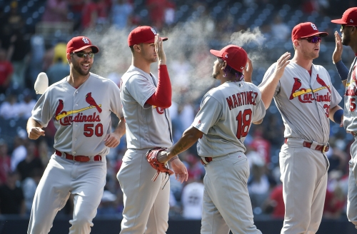 St. Louis Cardinals: USA Today's 2018 projections