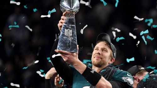 Could Nick Foles be the solution to Vikings' questions at quarterback? - Minnesota Vikings Blog- ESPN
