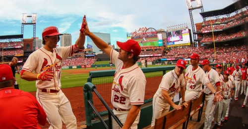 Mike Matheny addresses Randal Grichuk's comments - A Hunt and Peck