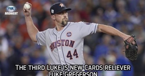 Weaver on Cards becoming a three-Luke team: 'It's gonna be OK' (VIDEO)