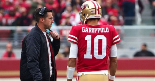 ESPN predicts playoffs for San Francisco 49ers in 2018, honors for Kyle Shanahan