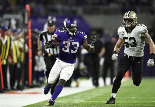 Minnesota Vikings 2018 season offseason forecast: Running backs