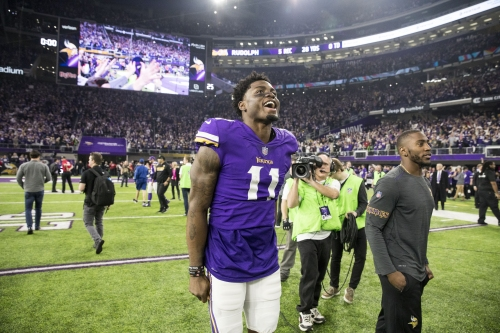 The Minnesota Vikings should try to trade Laquon Treadwell this offseason