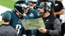 Philadelphia Eagles quarterback Nick Foles suggested trick play 'Philly Special' to coach Doug Pederson