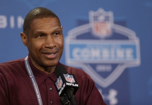 Is Buffalo Bills DC Leslie Frazier a candidate for the Indianapolis Colts' HC job?