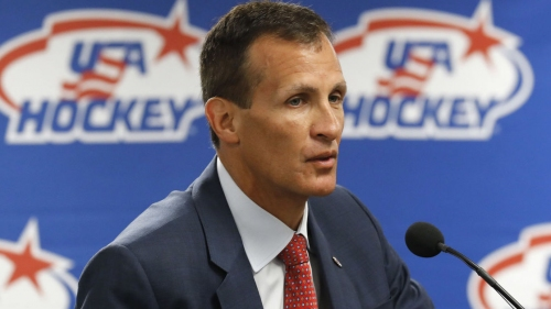 Tony Granato says he won't micromanage Wisconsin Badgers from afar during Olympics