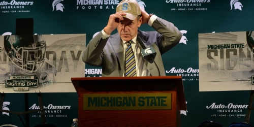 Michigan State football looking to add a few more to round out 2018 recruiting class