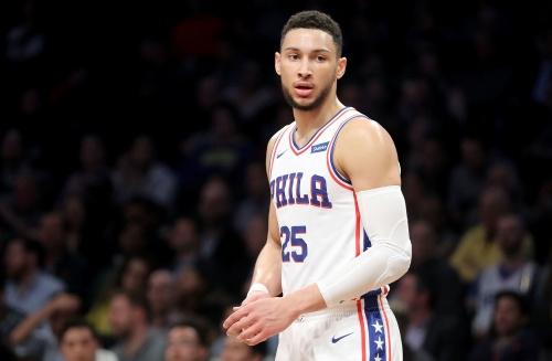 It's time to name Ben Simmons to the All-Star team (again)