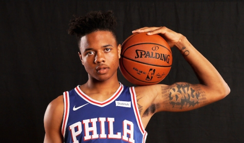 Markelle Fultz Has Been On A 'Long Journey' As He's Working To Return