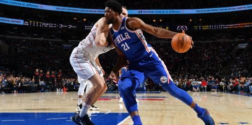 Game Recap | Strong Start Helps Fuel Important Win Over Wizards | Philadelphia 76ers