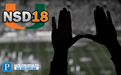 Signing day 2018: WR Marquez Ezzard picks Miami Hurricanes   Canes Watch