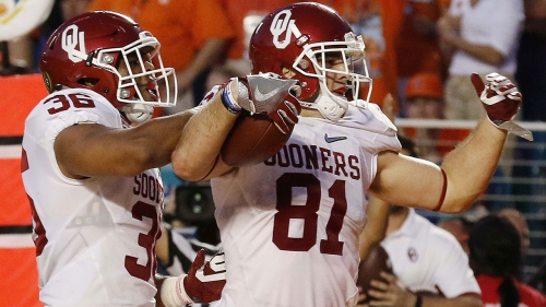 Six Sooners To Participate In NFL Combine