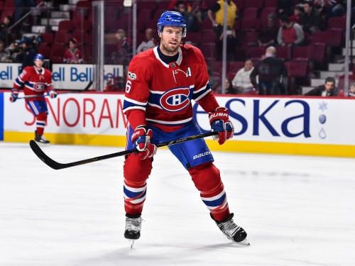 Montreal Canadiens: Shea Weber returns to the ice